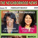 Feb/March Election Issue #70