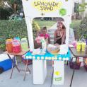 Friendly Neighborhood Summer Lemonade Stand