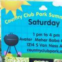 Summer 2016 Country Club Park Summer BBQ