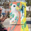 DESTINATION: PICO- Pico Signal Box Art Project