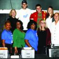 OPNC & UNION Feed the community on Thanksgiving