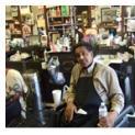 Fred's Utopia Barbershop Xmas event