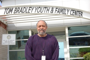 Tony Nicholas Tom Bradley Youth and Family Center