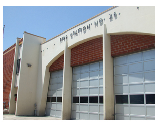 Fire Station 26 Then and Now - The Neighborhood News Online