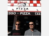 Delicious Pizza and Building Community on West Adams Blvd.