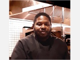 Keith Corbin. From the Projects to Head Chef