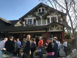 West Adams Heritage Association's  Annual Historic Homes Holiday Tour and Progressive Dinner