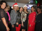The 10th Council District Women's Steering Committee Annual Christmas Party